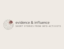 Info-Activism Camp 2013: Evidence & Influence